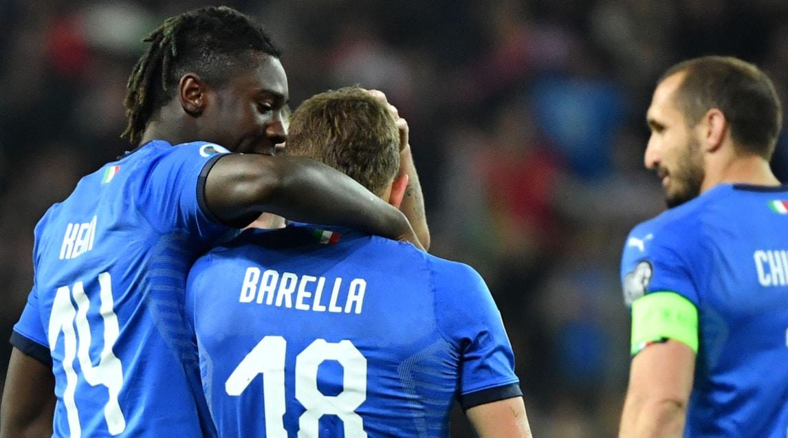 Prima vittoria per la Nazionale di Roberto Mancini in vista di Euro2020
