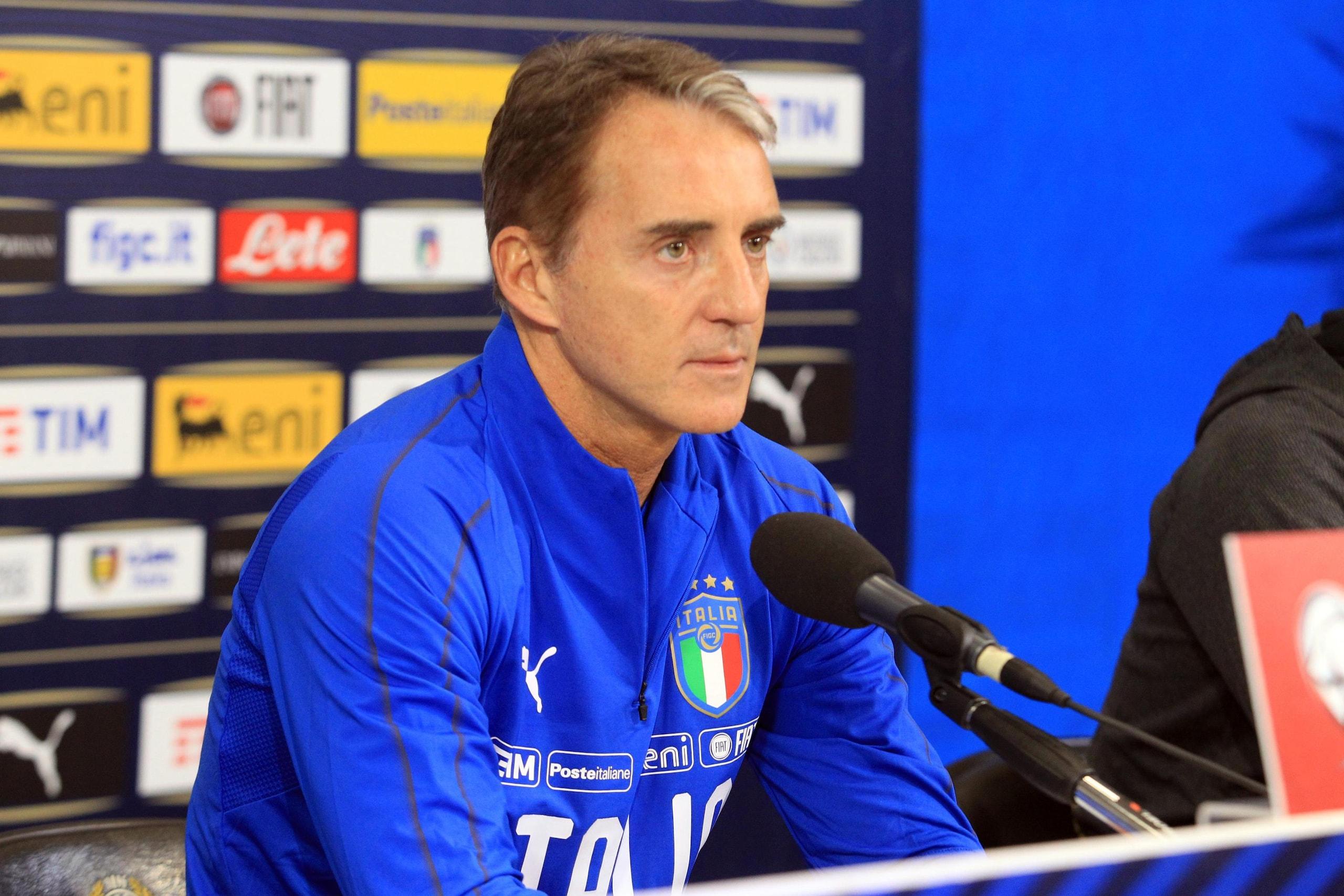 Mancini, Italia bene nel secondo tempo