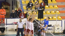 Volley: A2 Maschile, Girone Blu, Gioia Del Colle batte in rimonta il Club Italia