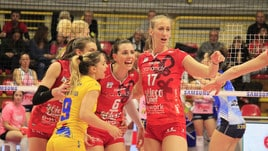 Volley: A1 Femminile, Busto vince lo 'spareggio' con Casalmaggiore
