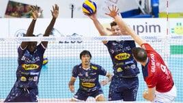 Volley: A2 Maschile, Girone Blu, Cuneo batte ed inguaia Tuscania