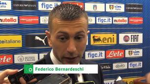"Bernardeschi: ""Grande partita. Su Kean e la Juve..."""