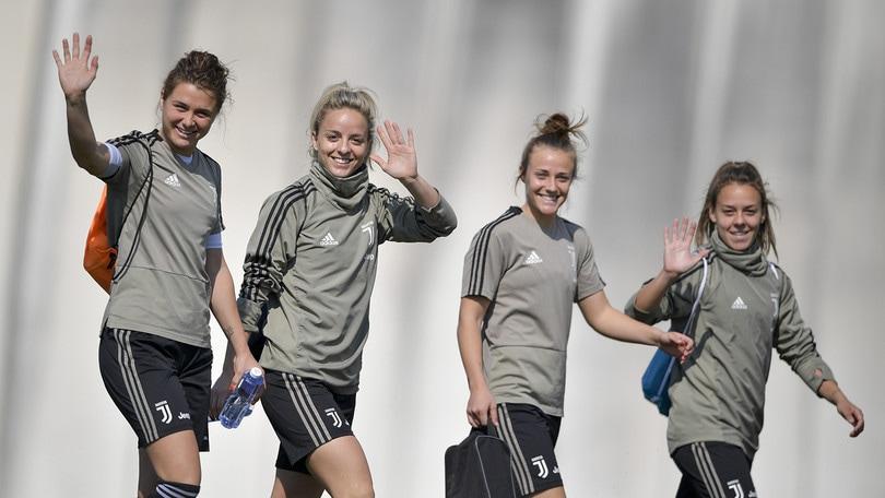 Serie A femminile, Juventus-Fiorentina sold out: è record