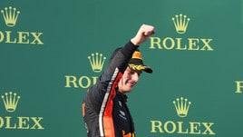 F1 Red Bull, Verstappen: «Solo in Cina sapremo a che livello siamo»
