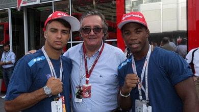 F1, Minardi: «La Ferrari si riprenderà»