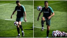 Il Portogallo si affida all'orgoglio di Ronaldo per battere la Serbia