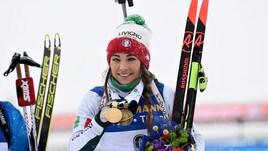 Biathlon, immensa Wierer sul tetto del mondo: trionfo storico per l'Italia