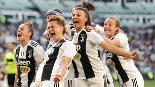 Juventus Women, che vittoria contro la Fiorentina!
