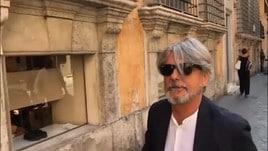 Ferrero si candida come presidente della Roma