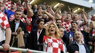 La presidentessa ultrà non basta, Croazia sconfitta dall'Ungheria