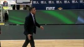 Fiat Torino-Germani Basket Brescia 89-91