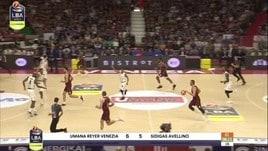 Umana Reyer Venezia-Sidigas Avellino 76-65