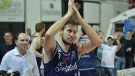 Basket A2: Orlandina aggancia la Virtus Roma, Fortitudo prima a Ovest