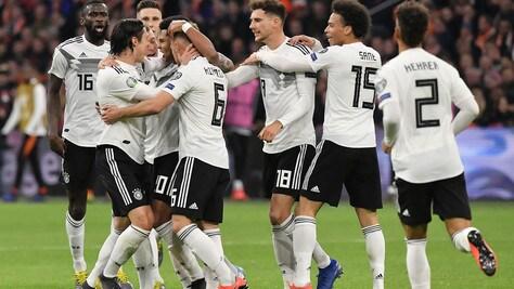 Euro 2020: la Germania beffa l'Olanda al 90'. Croazia ko, vince la Polonia