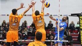 Volley: A2 Maschile, Girone Bianco, definite le 'magnifiche quattro'