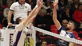 Volley: A2 Maschile, Girone Blu, Piacenza vince il big match con Bergamo