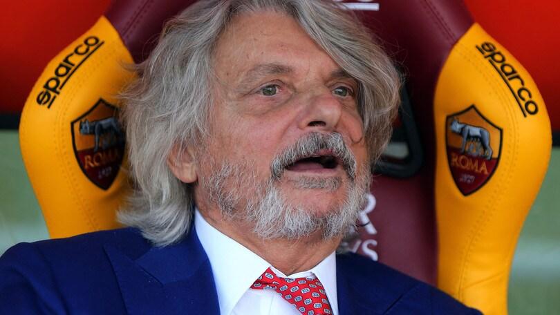 Sampdoria, Ferrero: «Roma? La tifo fin da bambino»