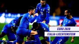 Italia-Liechtenstein, i numeri della vigilia
