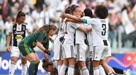 Record d'ascolti per il calcio femminile su Sky Sport