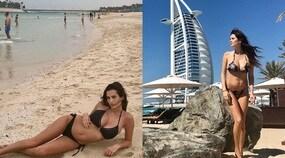 Immobile in Nazionale, la sua Jessica a Dubai