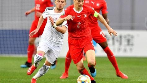 Qualificazioni Euro 2020: Svizzera avanti, colpo Danimarca a 3,75
