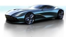 Aston Martin DBS GT Zagato: foto