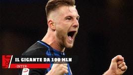 Inter, Skriniar il gigante da 100 milioni