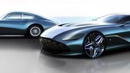 Aston Martin DBS GT Zagato, coupé da collezionisti per i cento anni