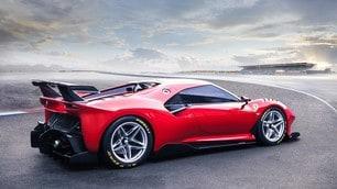 Ferrari P80/C: foto