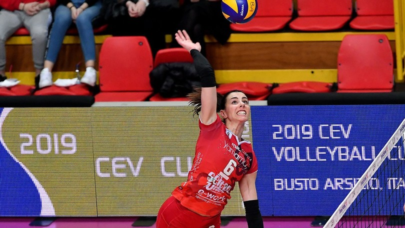 Volley: Cev Cup, Busto aspetta l'Alba Blaj per chiudere i conti