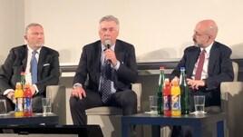 Ancelotti: Il progetto del Napoli mi piace molto