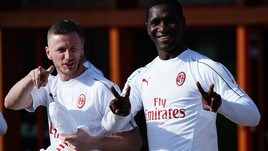 Il Milan torna a Milanello: ripresa degli allenamenti senza nazionali