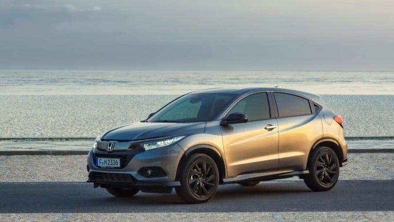 Honda HR-V 2019, sempre più sportiva