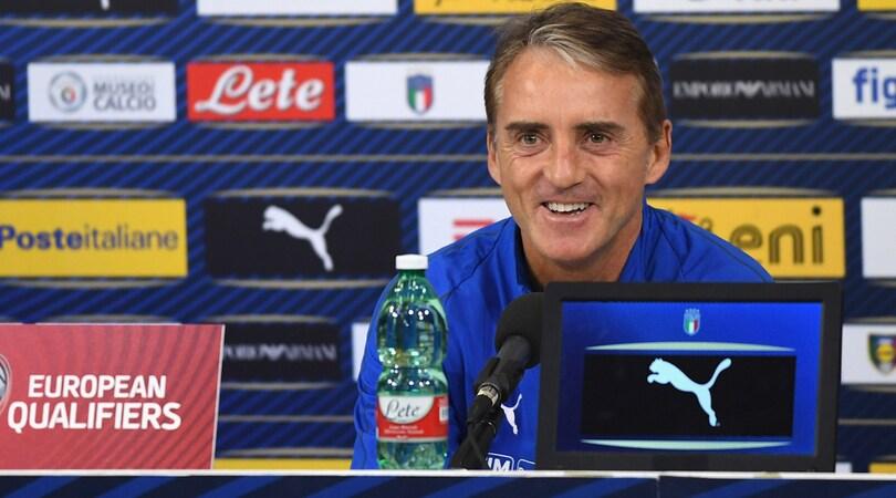 Mancini: «Italia, con il bel gioco è tornato l'entusiasmo»