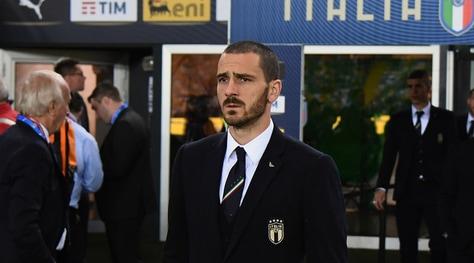 Bonucci: «Kean ha fatto bene a rimanere alla Juve»