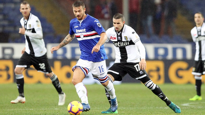 Serie A Sampdoria, Belec, Colley e Linetty rientrano alla base