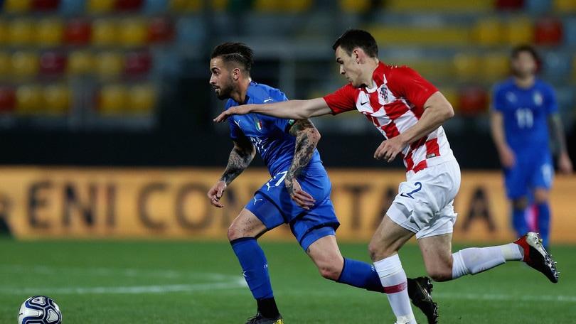 Italia U21, Ambrosini: