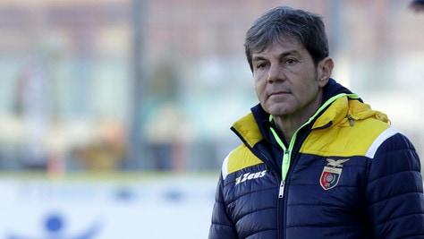 Serie C Casertana, esonerati Di Costanzo e Esposito. Pochesci nuovo tecnico