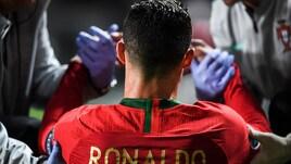 Champions: Ajax-Juve, il rientro lampo di Ronaldo a 1,85
