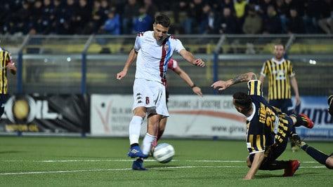 Serie C Juve Stabia-Rieti 1-1. Gondo pareggia in pieno recupero