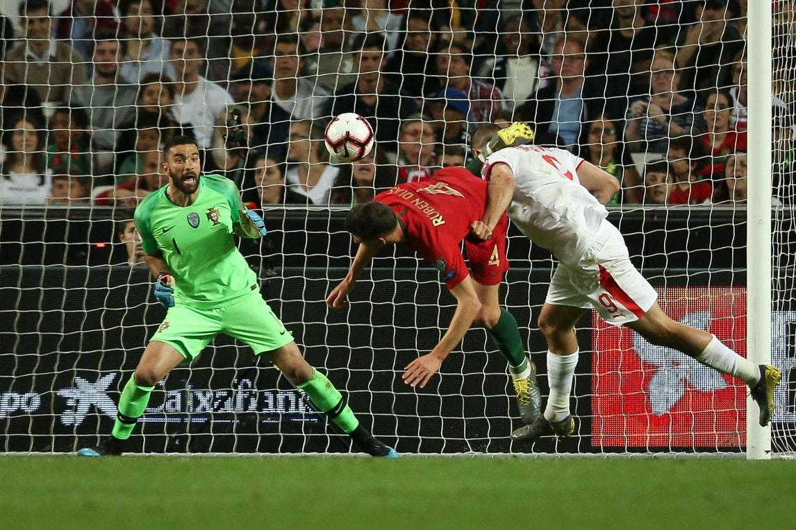 Euro2020: la Serbia ferma il Portogallo, solo 3' per Milinkovic. Show di Francia e Inghilterra