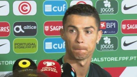 """Ronaldo: """"Tra due settimane torno in campo"""""""