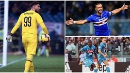 Serie A, la Top 11 del 2019: Napoli batte Juventus 2-1