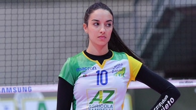 Volley: A2 Femminile, Gabriela Stavnetchei lascia in anticipo Orvieto