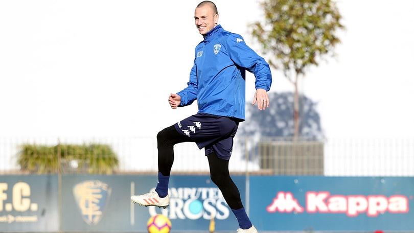 Serie A Empoli, Andreazzoli spera nel recupero di Antonelli per la Juventus