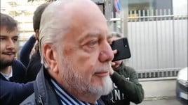 Napoli, De Laurentiis vuole Ancelotti a vita