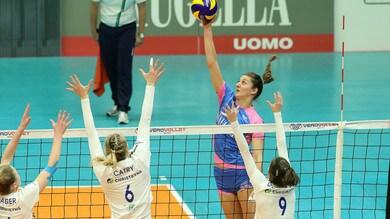 Volley: Challenge Cup Femminile, Monza domani contro l'Aydin può scrivere la storia