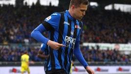 Serie A Atalanta, Ilicic in parte con la squadra