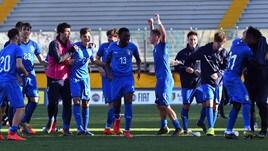 Piccoli entra e fa doppietta, Serbia ko: Italia U19 agli Europei in Armenia
