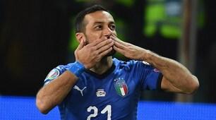 Quagliarella è il marcatore più anziano nella storia dell'Italia: ecco la classifica